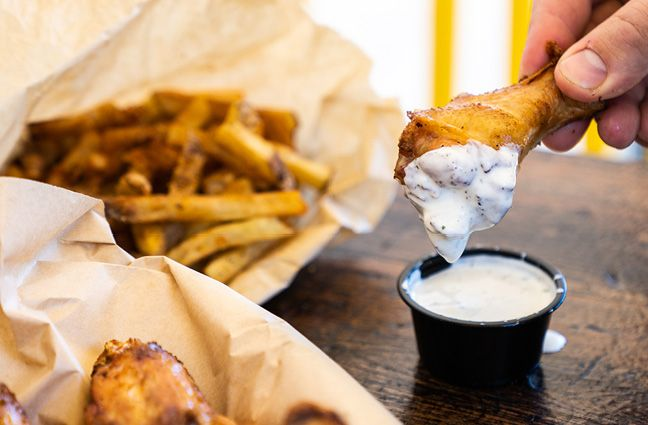 Dickey's Barbecue Turns Virtual Concept Wing Boss Brick and Mortar